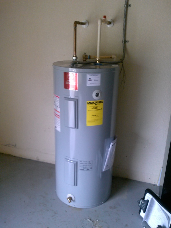 Natural Gas Water Heater Reviews