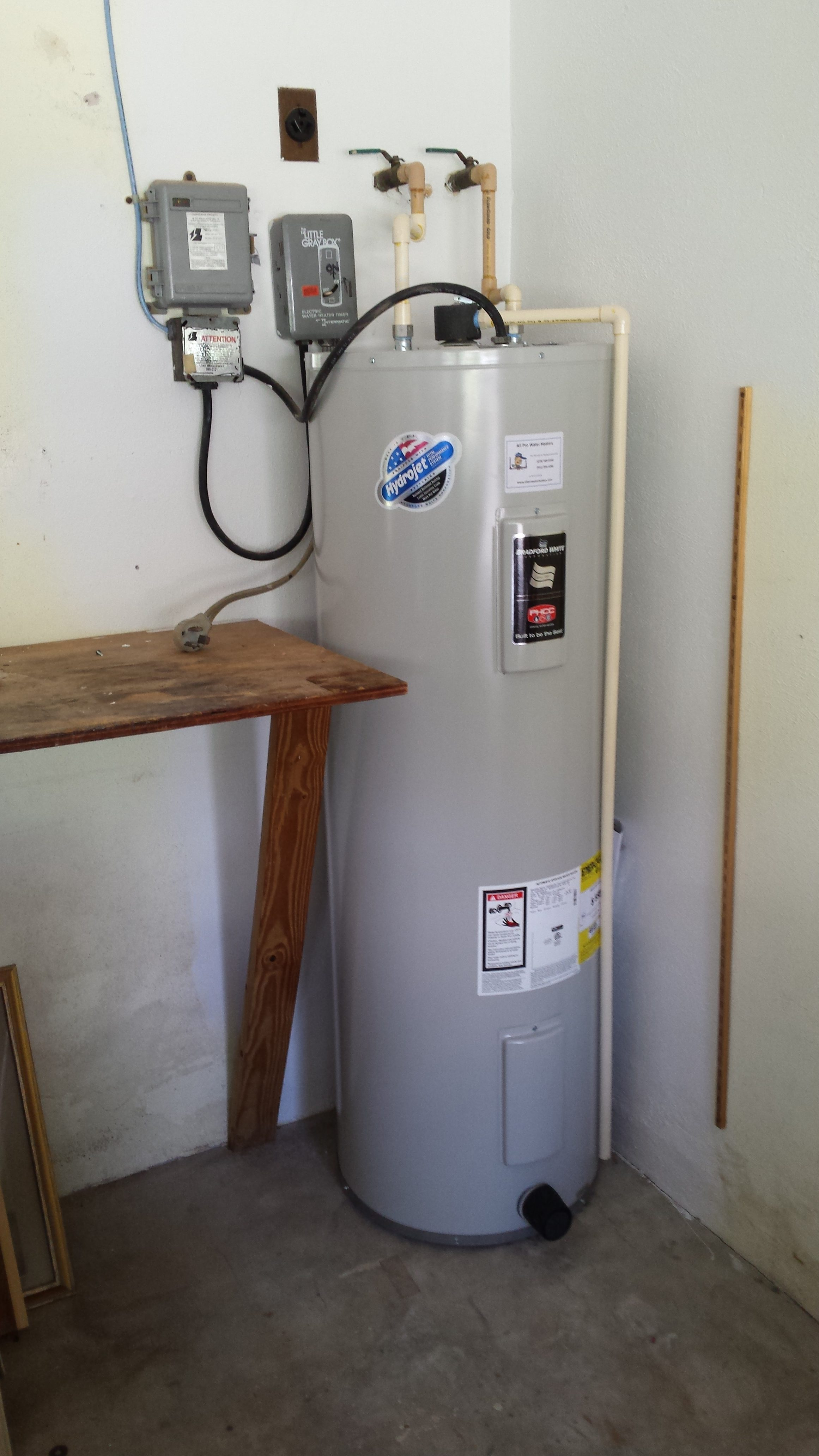 Satisfied Customers All Pro Water Heaters