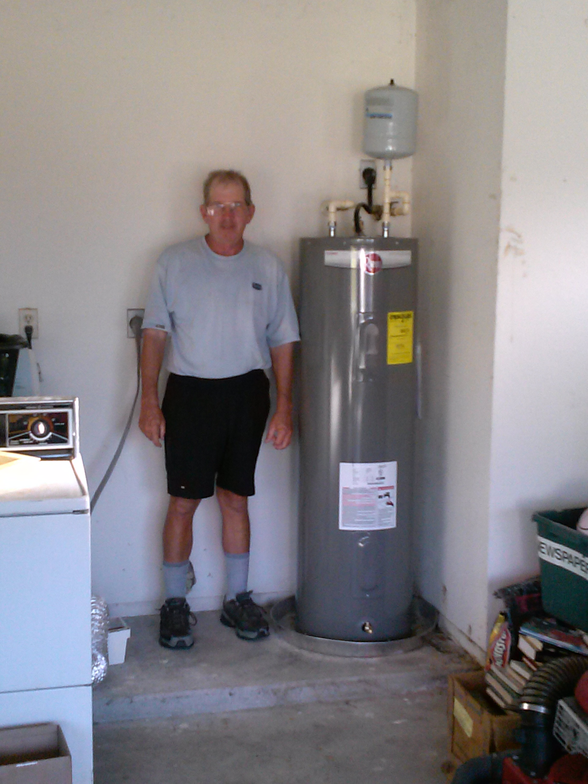 Home depot tankless water heater