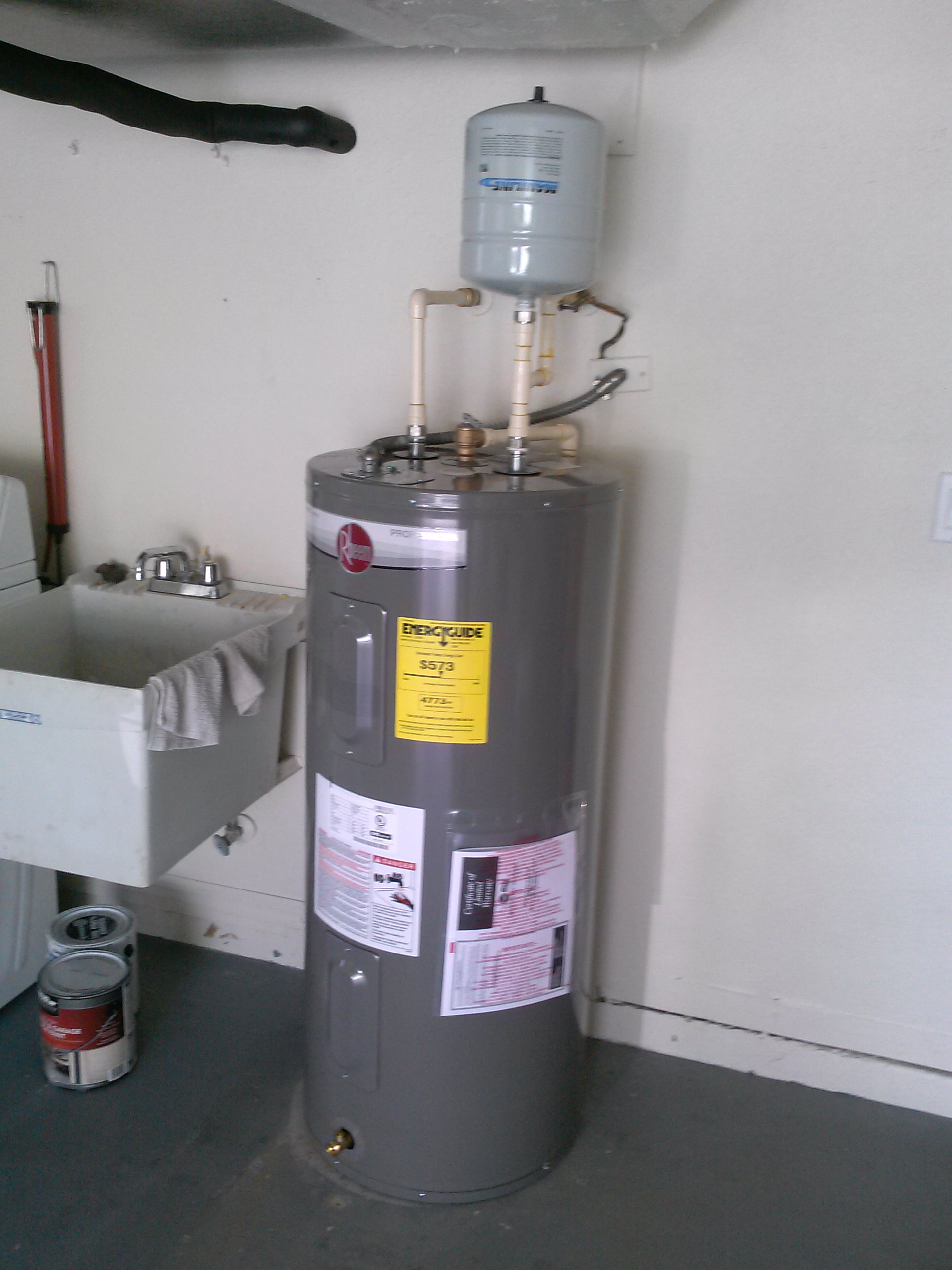 Rheem Hot Water Heaters >> Satisfied Customers » Water Heater Sales and Service-Cape Coral/Fort Myers/Lehigh Acres