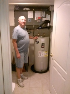 pic water heater