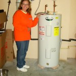 water heater customer