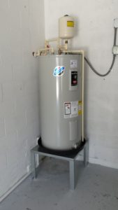 Another New Port Charlotte Water Heater Customer All