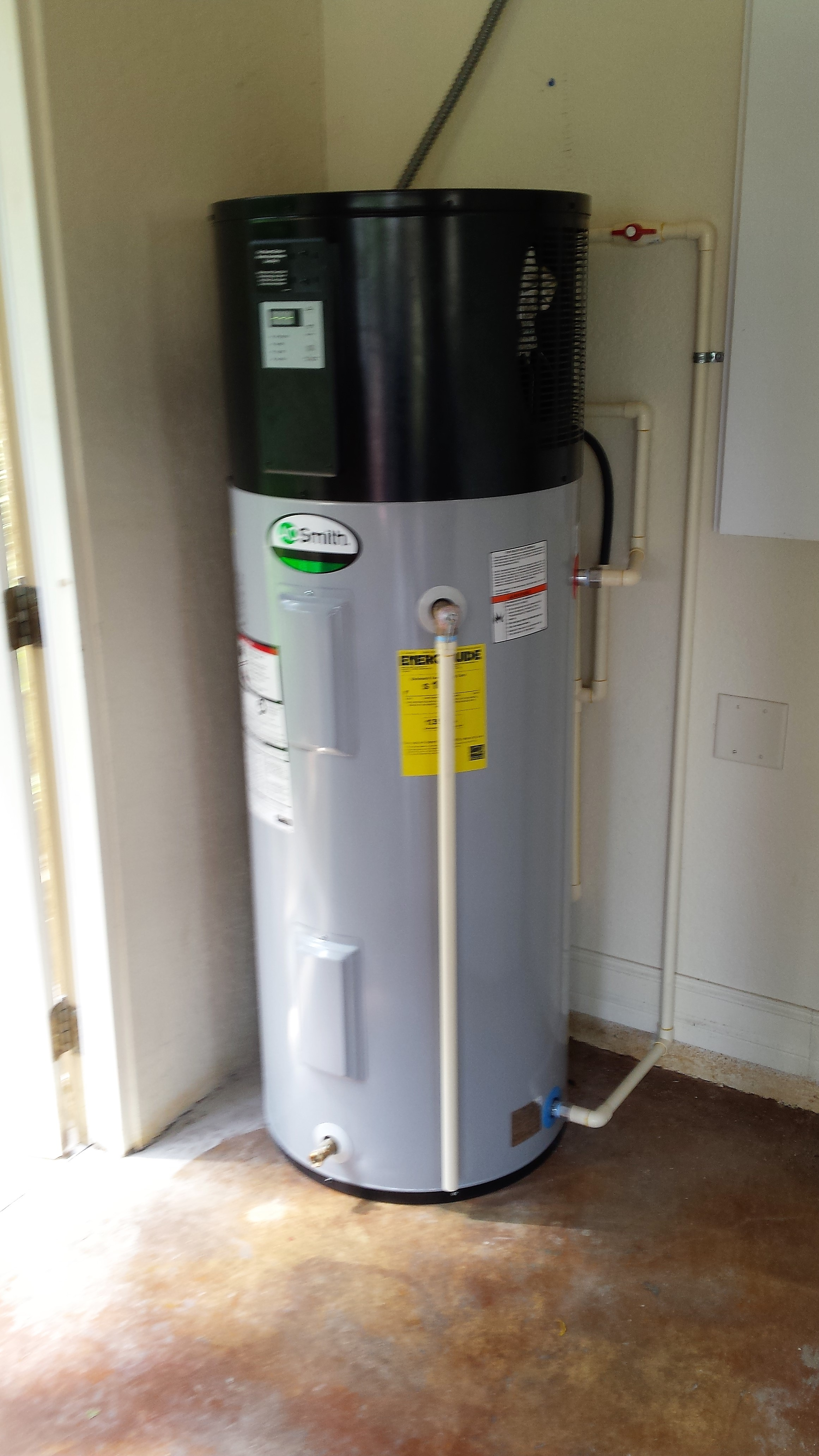 Hybrid Electric Water Heater Energy Efficient Water Heater
